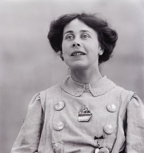 Mary Phillips (suffragette) English suffragette and feminist