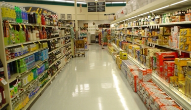 File:Supermarket beer and wine aisle.jpg