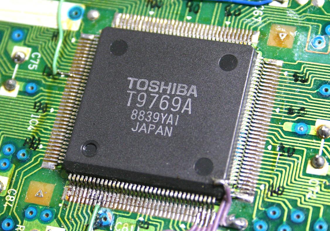 oshiba9769integratedcircuit