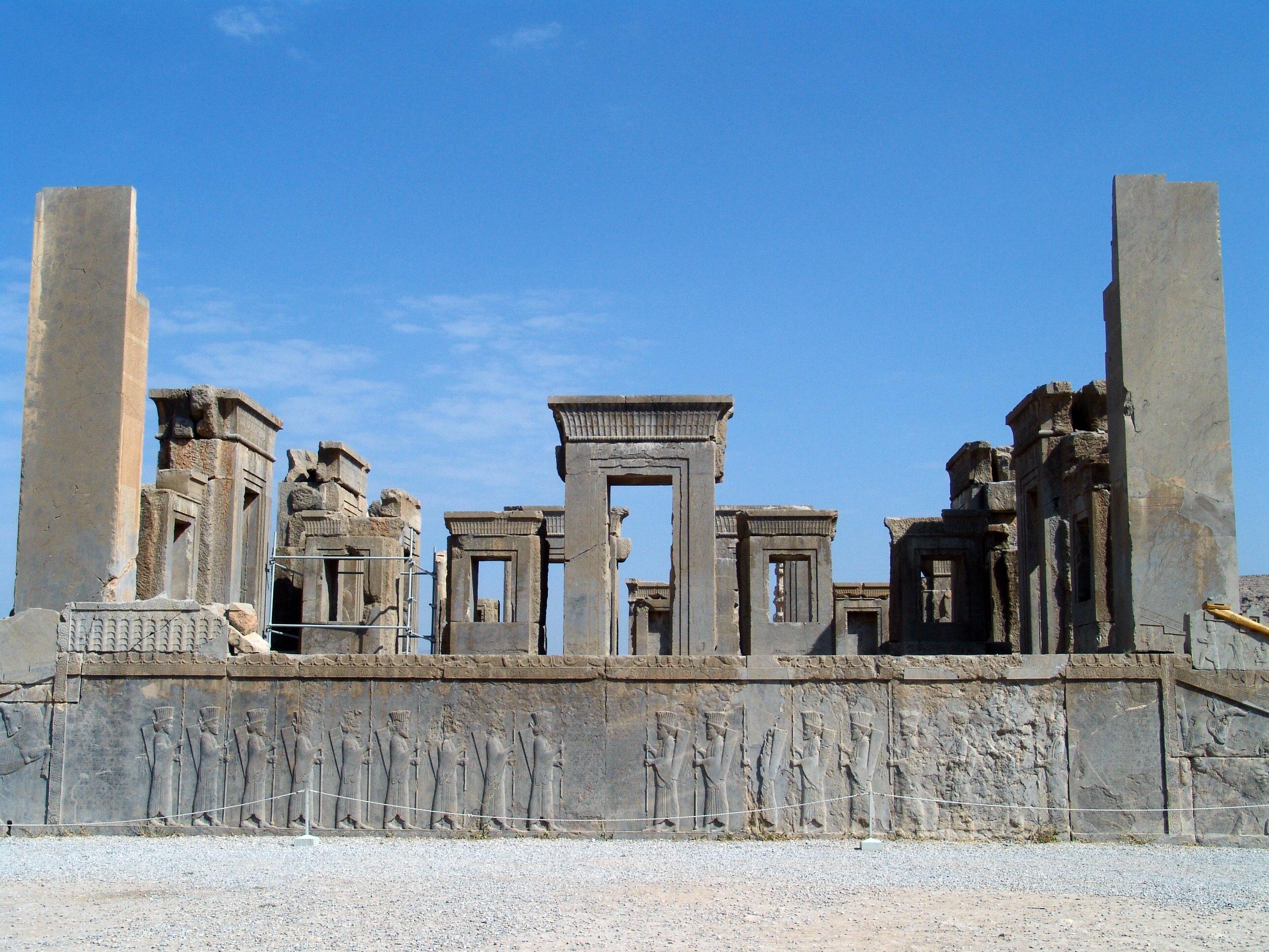 Persepolis Simple English Wikipedia The Free Encyclopedia