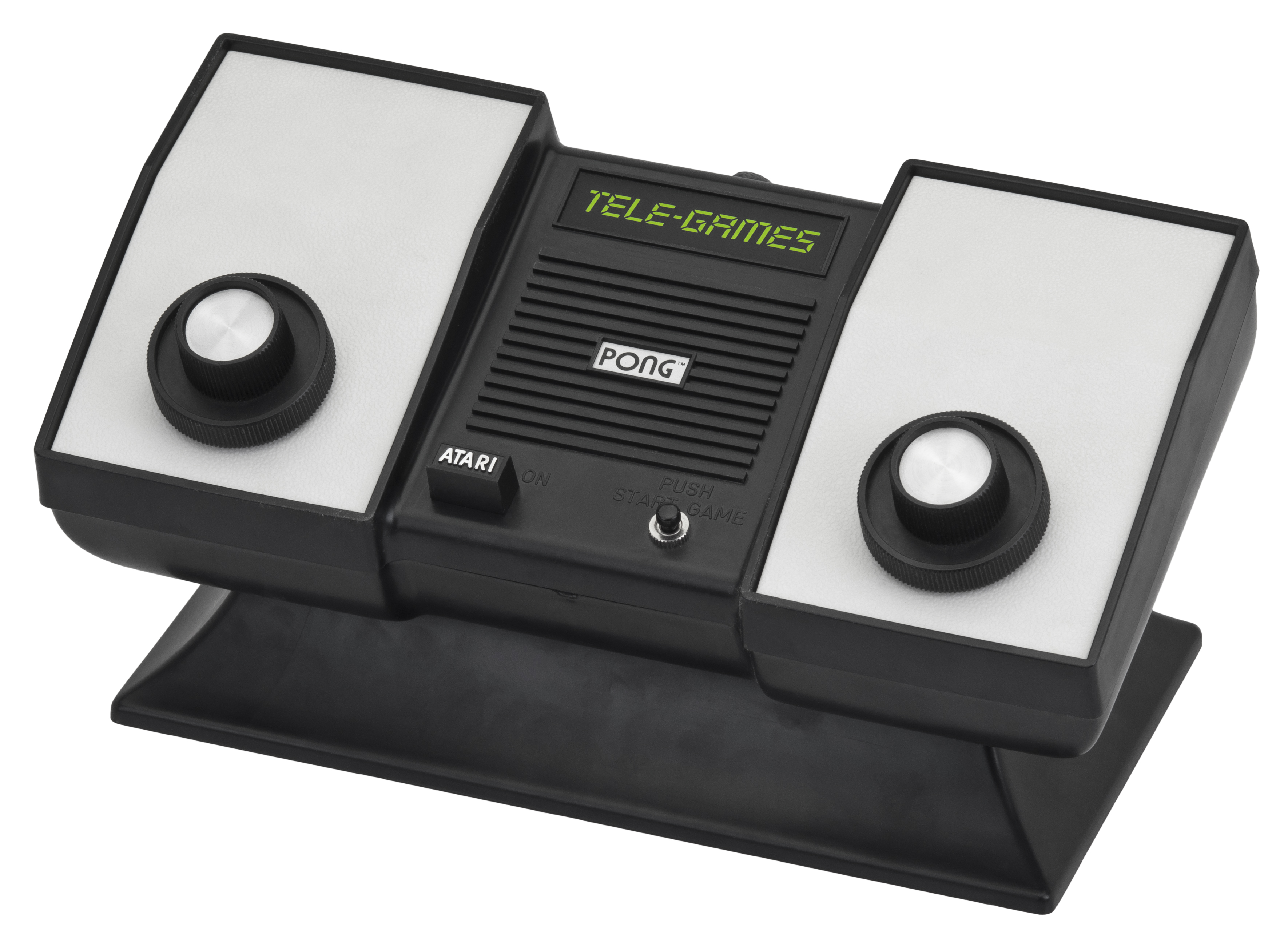 File telegames atari wikipedia - Original atari game console ...