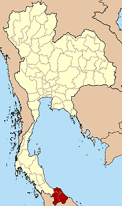Pattani Thailand Map.Patani Wikipedia