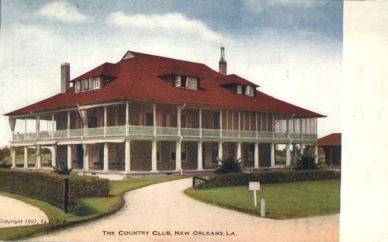 The Country Club New Orleans