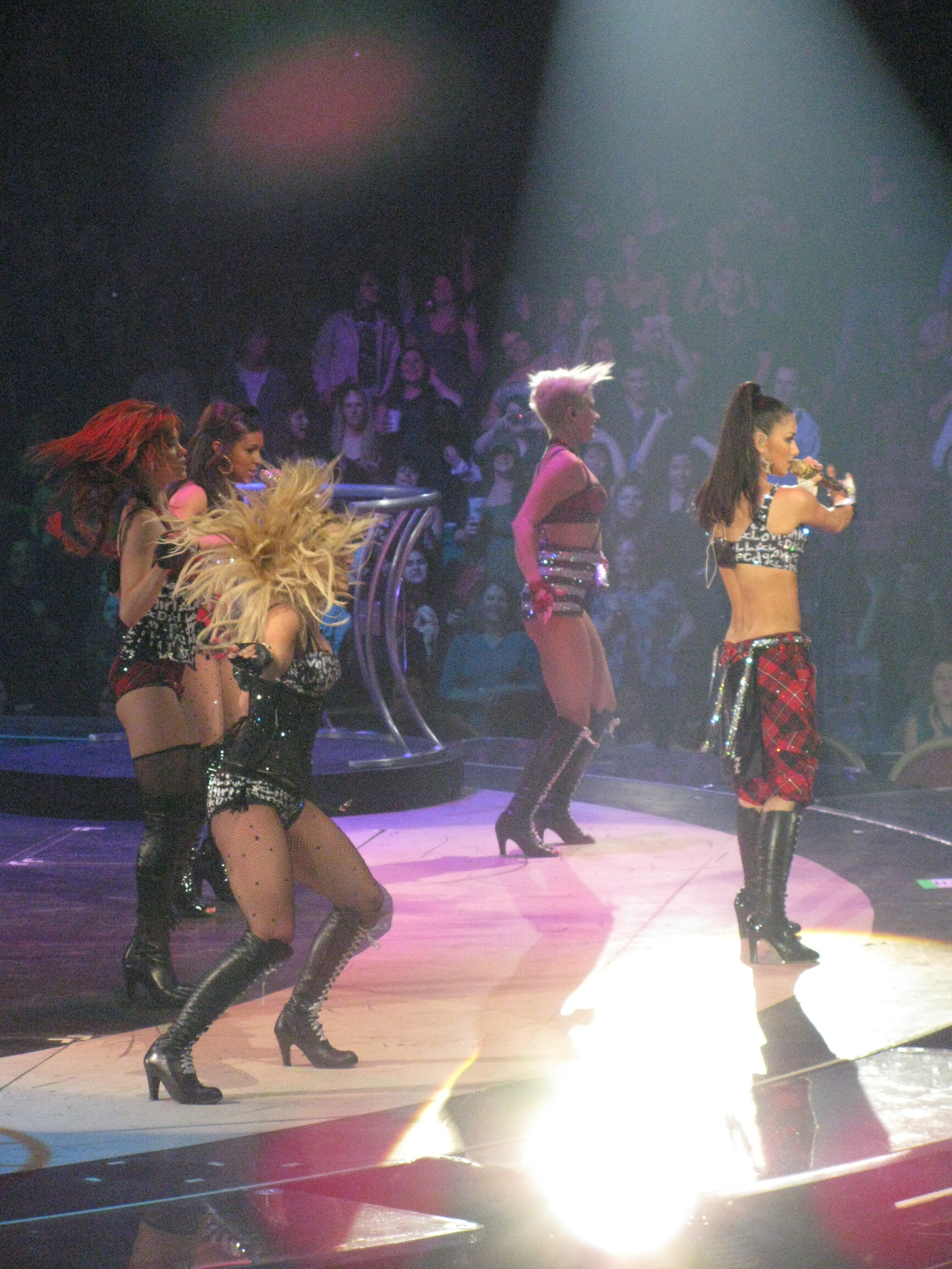 Pussycat Dolls Domination Tour 69