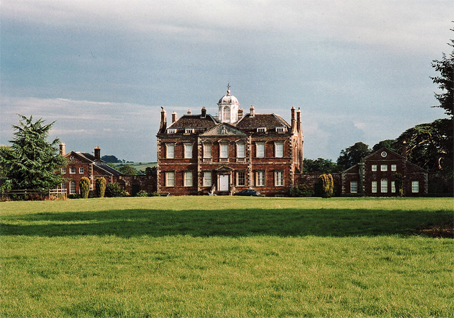 Thenford House today