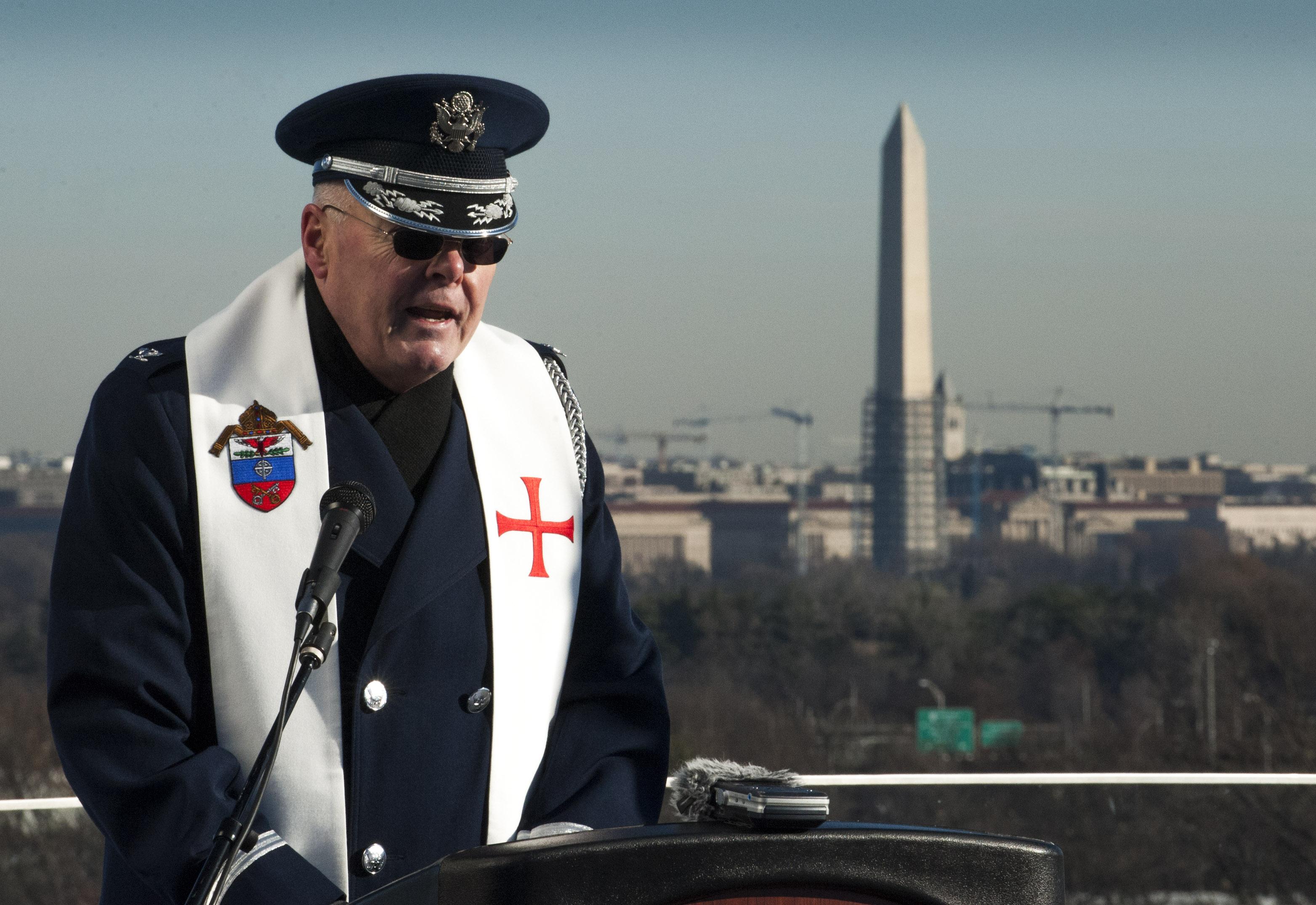 File:U S  Air Force Col  David Fitz-Patrick, a chaplain
