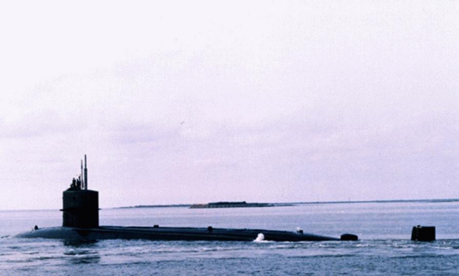 USS Sand Lance (SSN-660) - Wikipedia