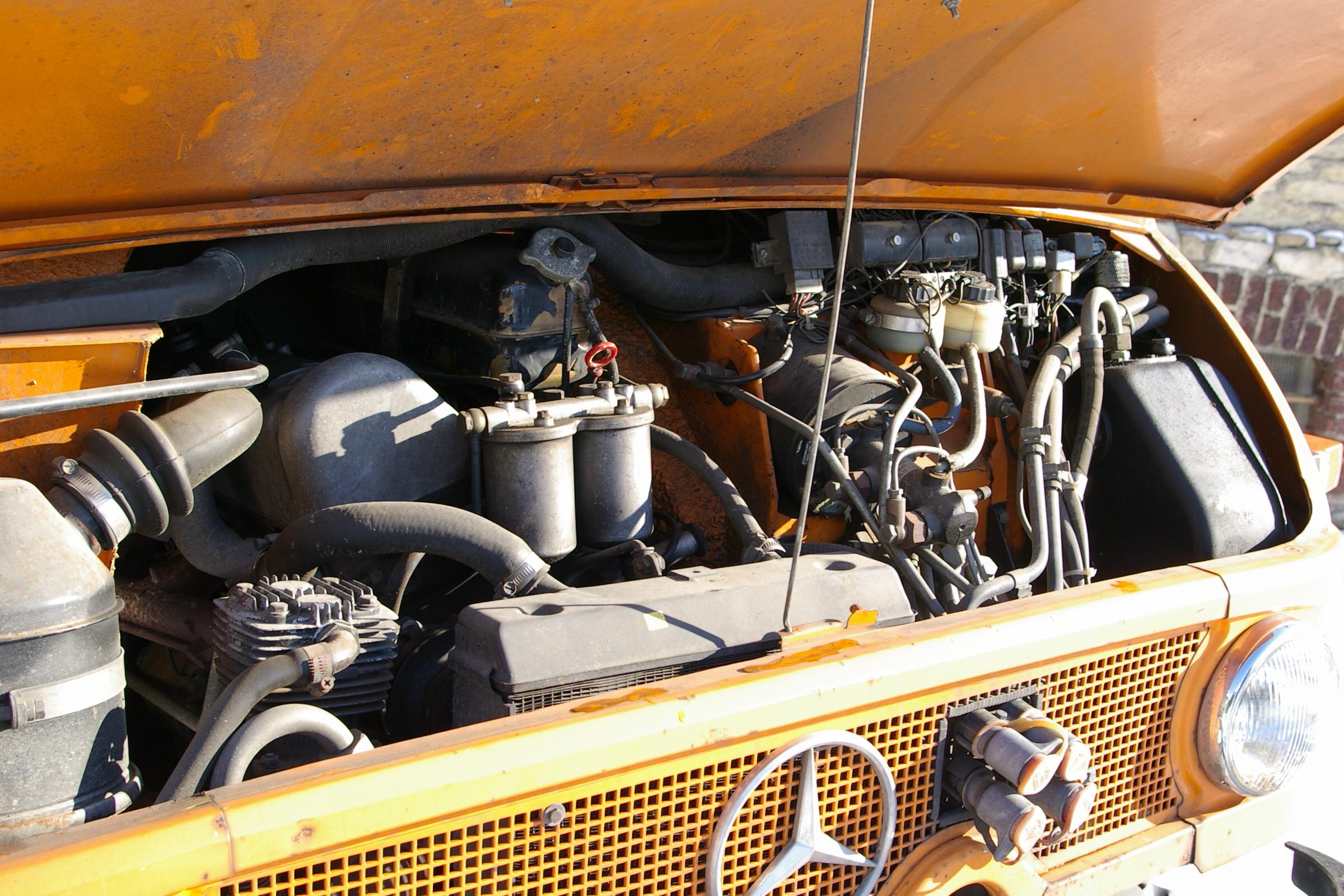 Mercedes-Benz OM616 engine - Wikipedia