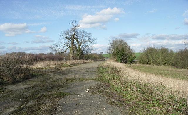 File:Unwanted Road. - geograph.org.uk - 351879.jpg