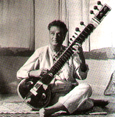 Abdul Halim Jaffer Khan Indian sitar player