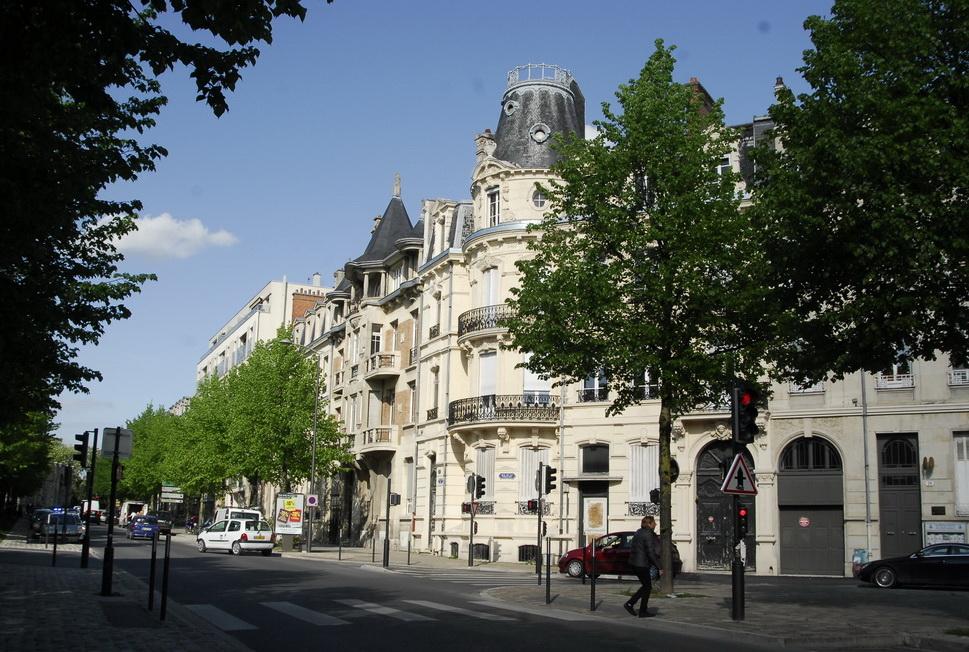 boulevard foch (reims) — wikipédia