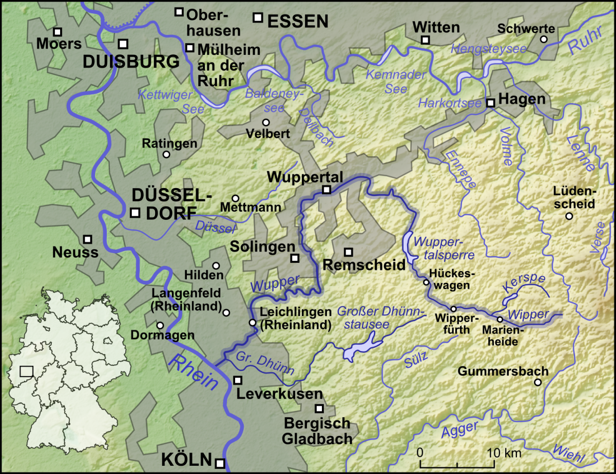 Wupper – Wikipedia