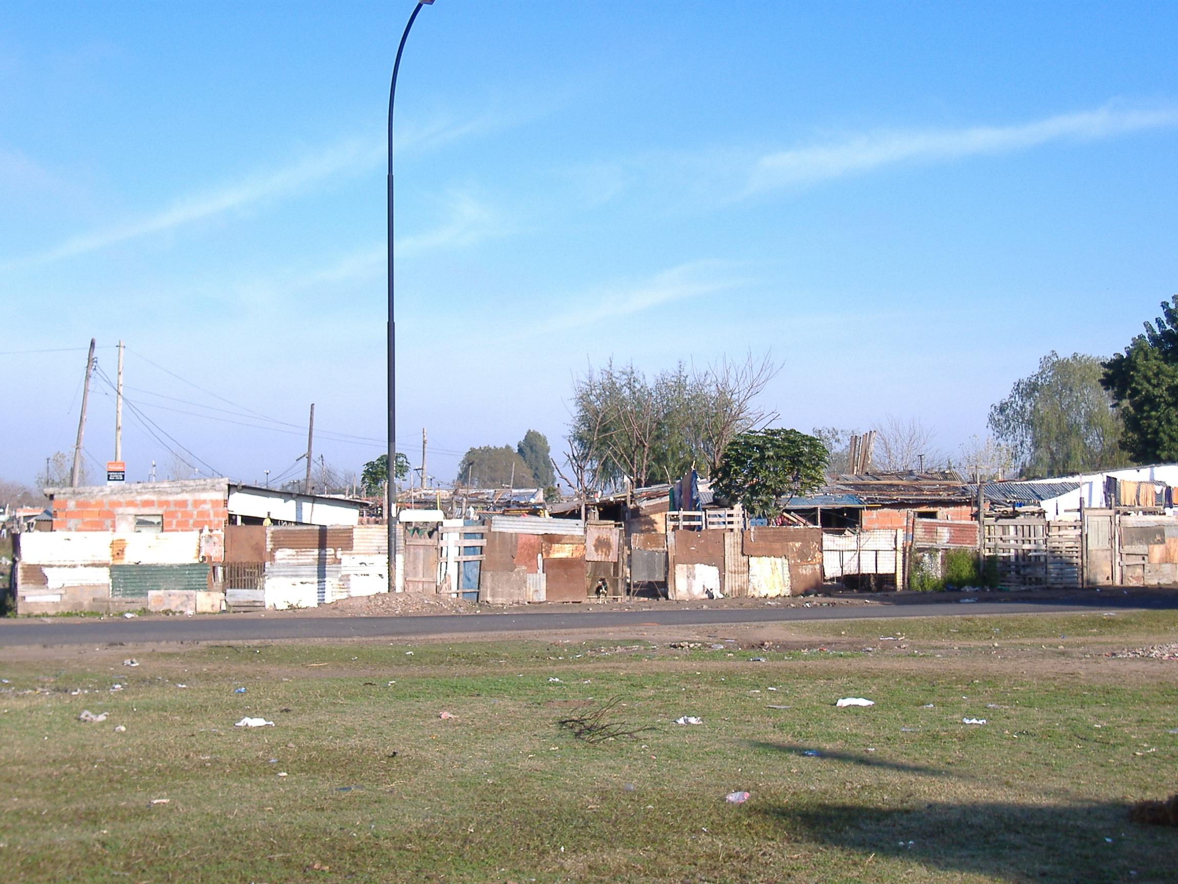 Does argentina also have favelas just like brazil for Villas en argentina