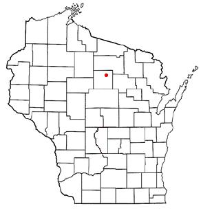 Skanawan, Wisconsin Town in Wisconsin, United States