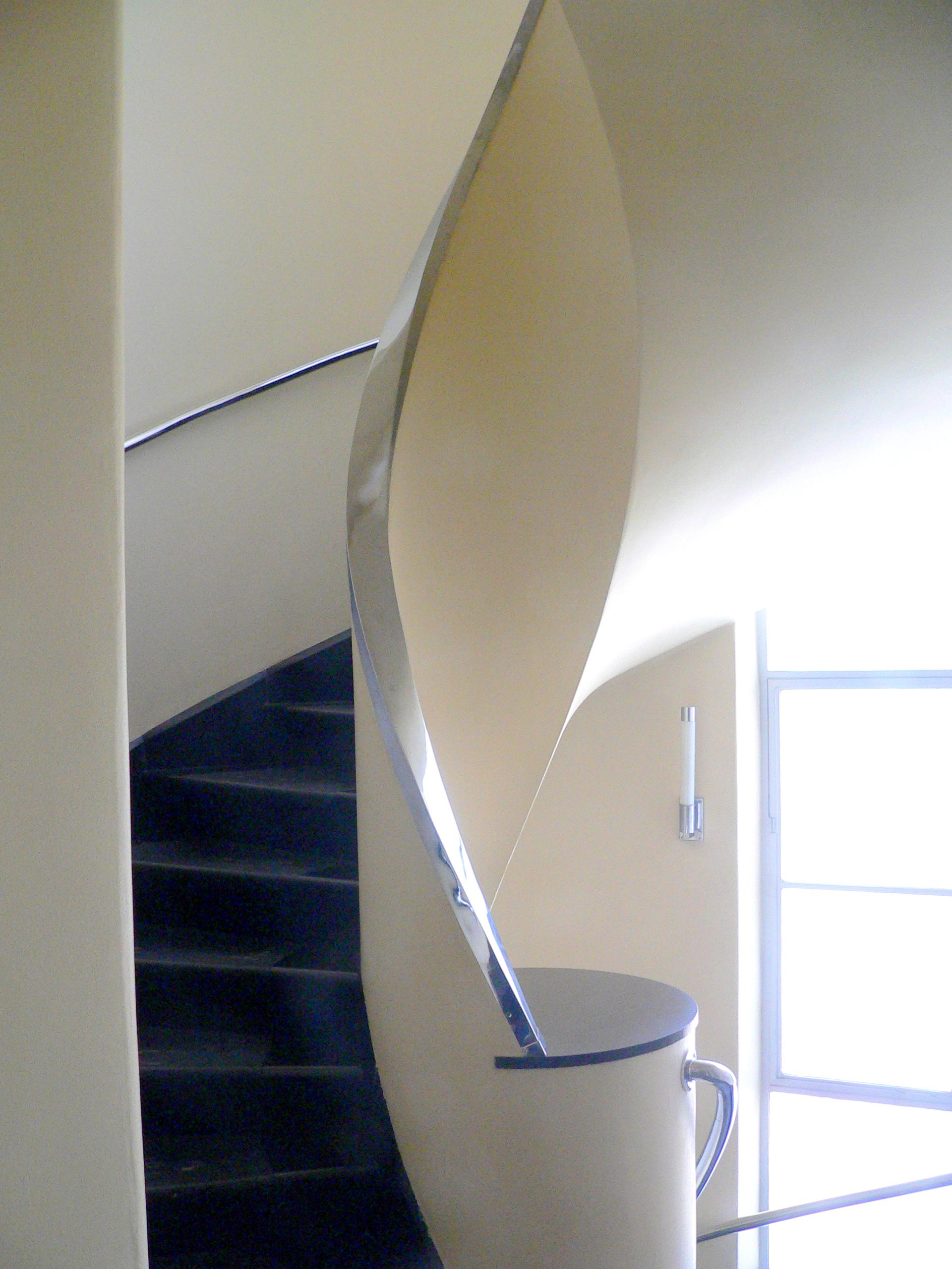 File wlanl adfoto huis sonneveld trap 2 jpg wikimedia commons - Huis trap ...