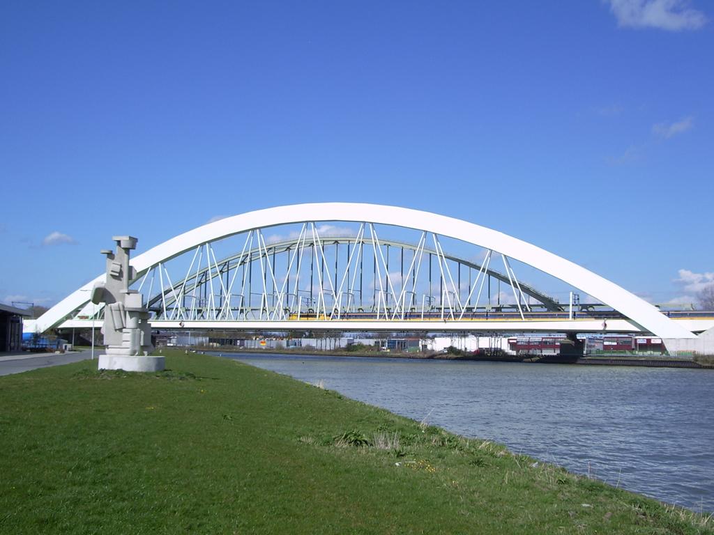 Werkspoorbrug Amsterdam Rijnkanaal Wikipedia