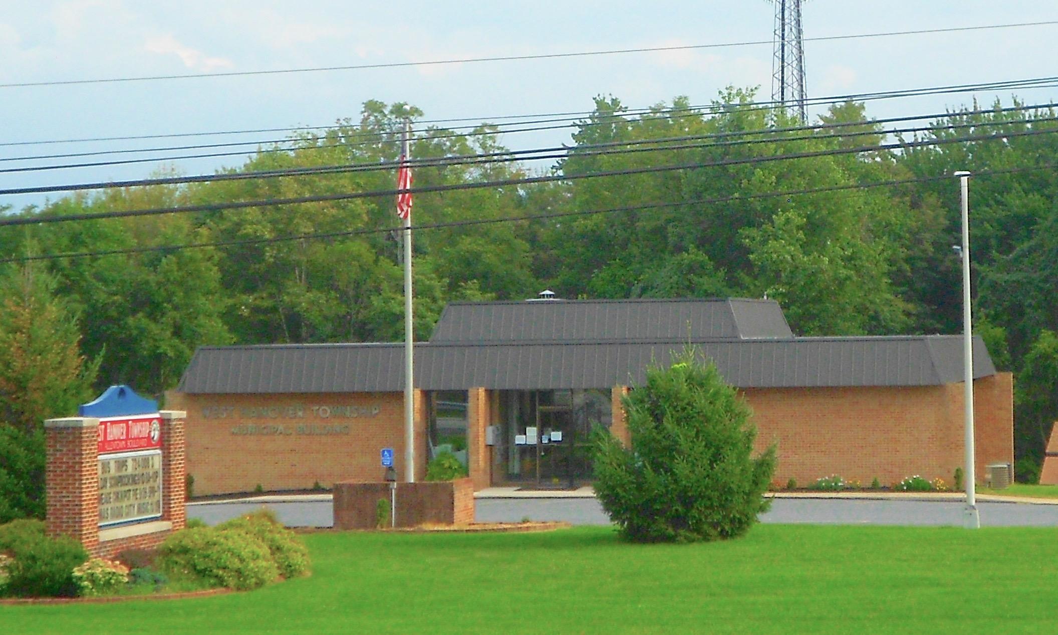 Hanover Township Municipal Building New Jersey