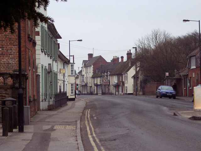 Archivo:West Street, Wilton - geograph.org.uk - 330651.jpg
