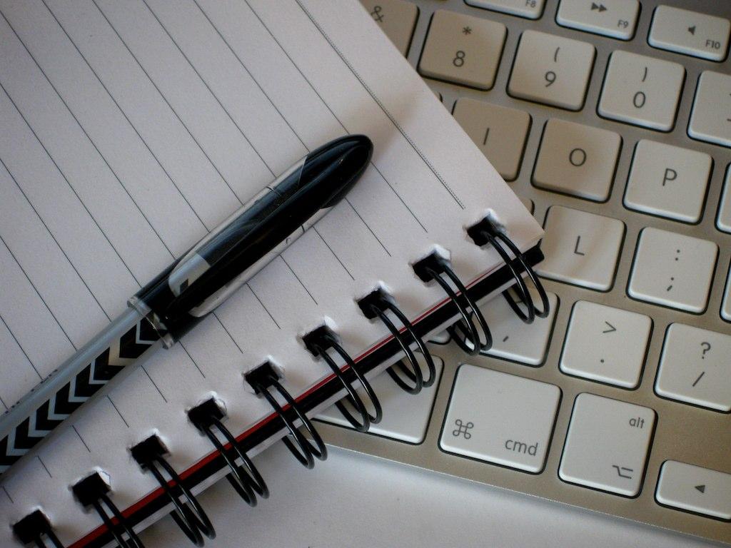 Writing Tools Image by Pete O'Shea