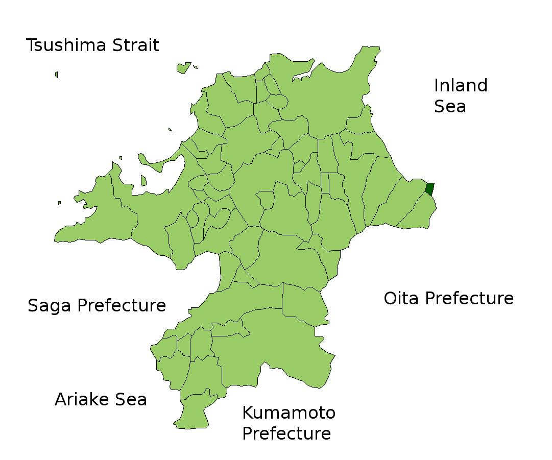 pr233f232ktur fukuoka wikipedia