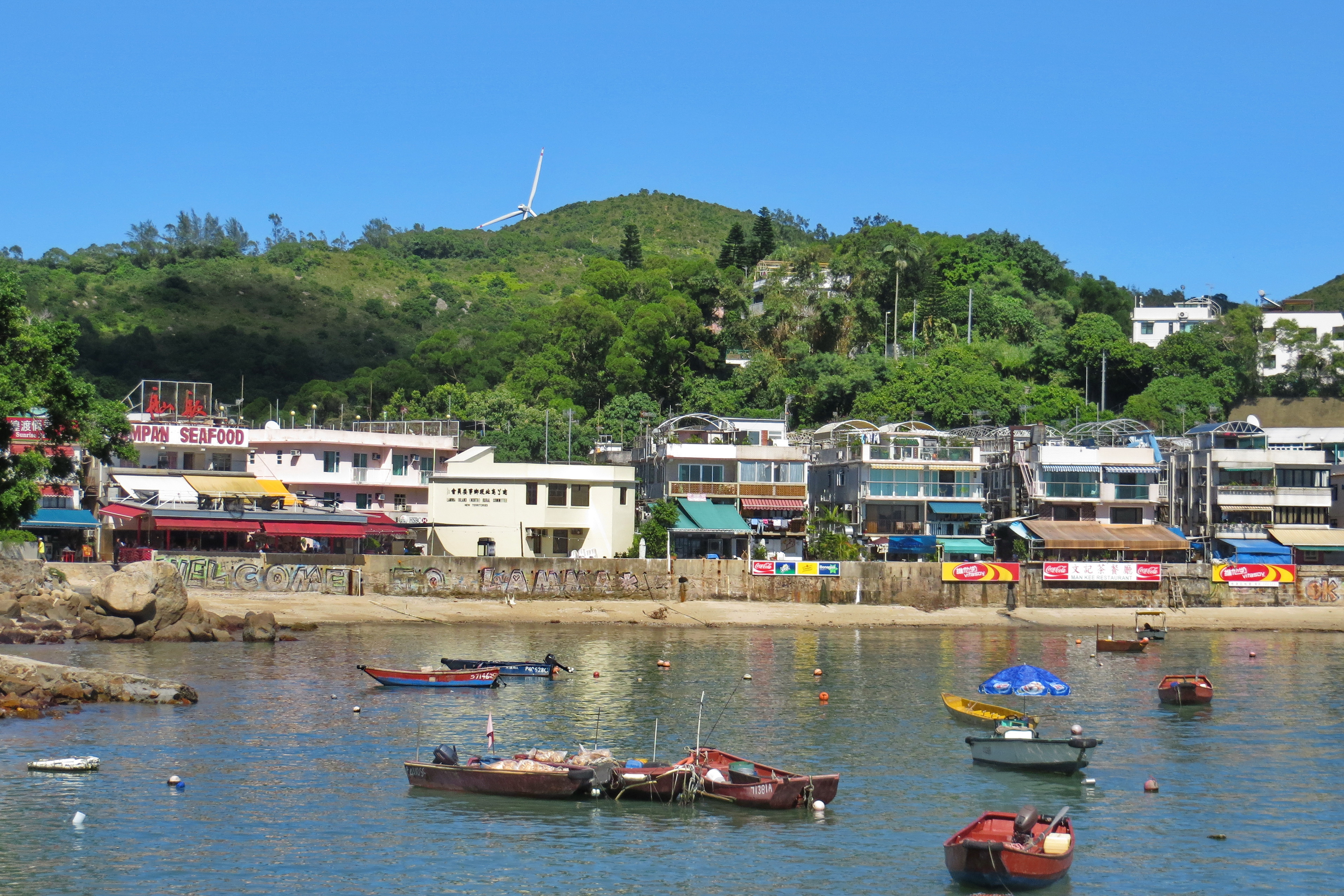 Island Near Hong Kong Famous Gambling Motor Racing