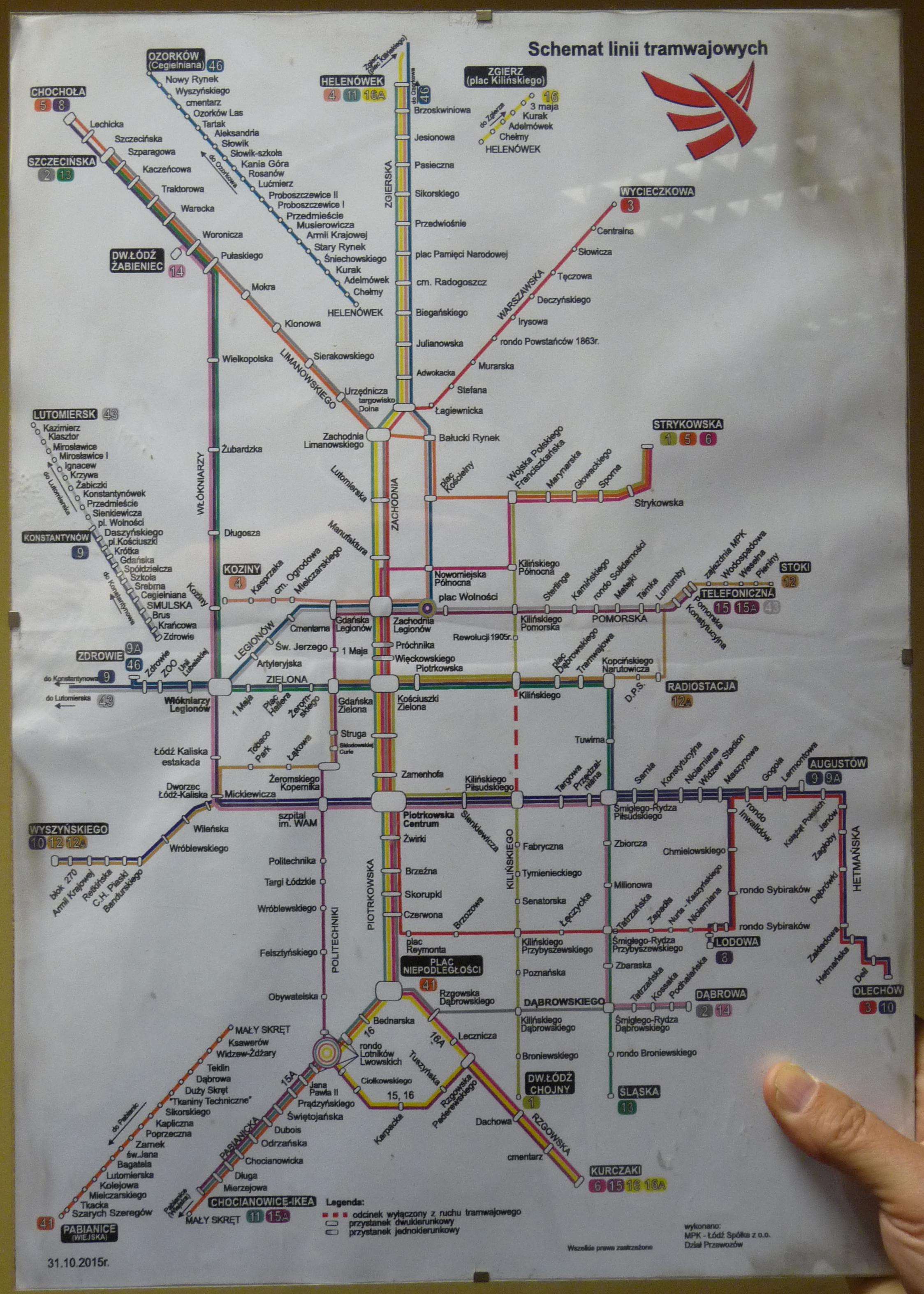 Łódź ex tram map 2019.jpg