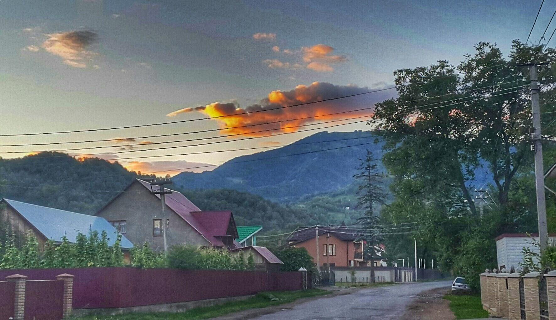 Вид на гору Кобылу