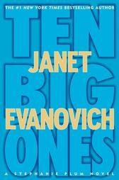<i>Ten Big Ones</i> book by Janet Evanovich