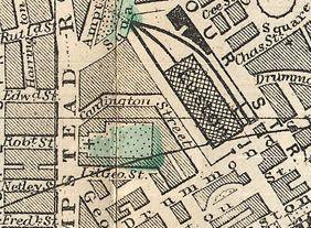 Show Map Of London.File 1890 Bacon Traveler S Pocket Map Of London England