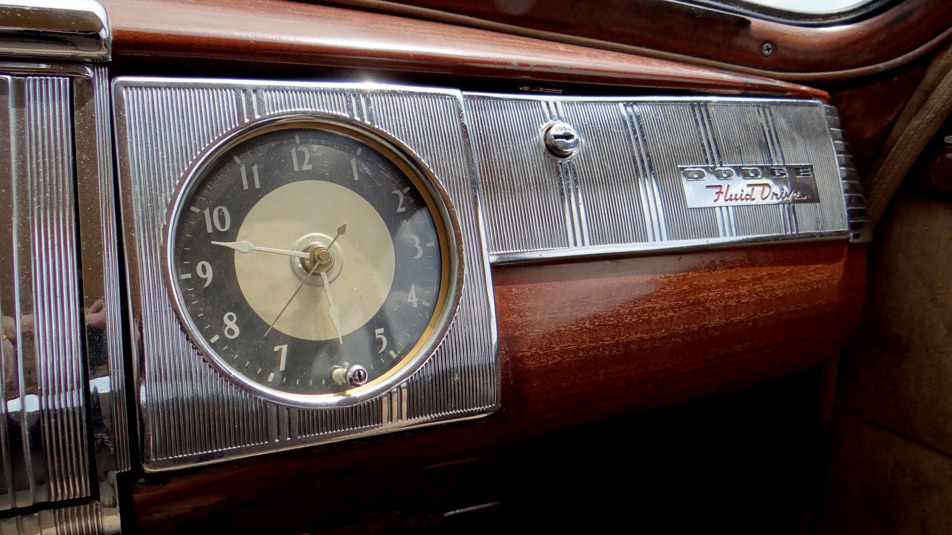 File:1946 Dodge D24C 4-Door Sedan Backseat Glovebox and ...