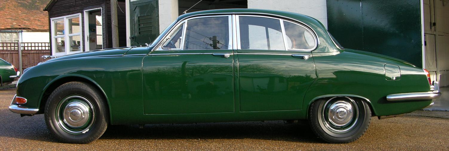 File:1966 Jaguar S Type 3.8 - Flickr - The Car Spy (4).jpg ...