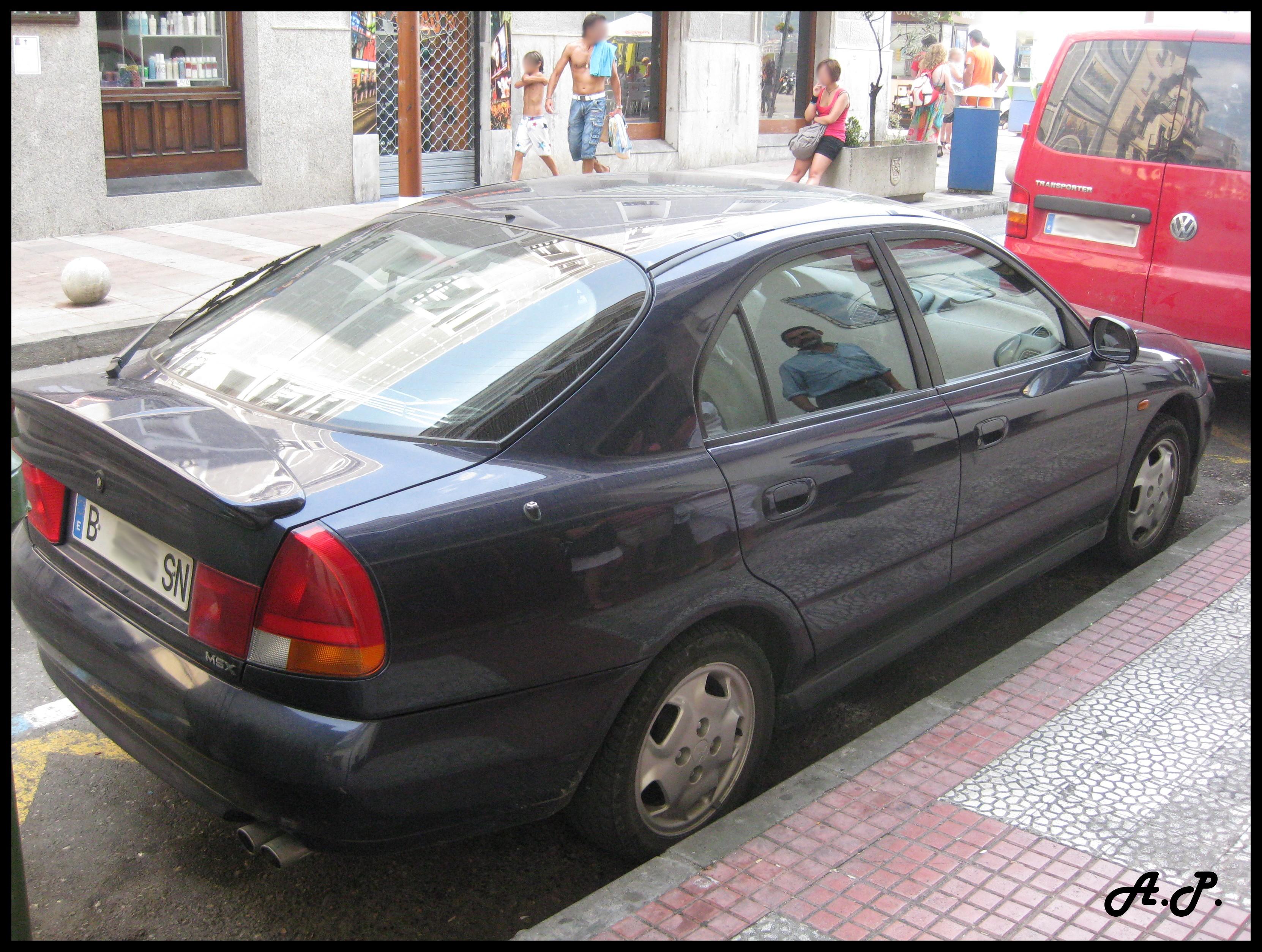 File 1996 Mitsubishi Carisma Msx 3833885539 Jpg Wikimedia Commons