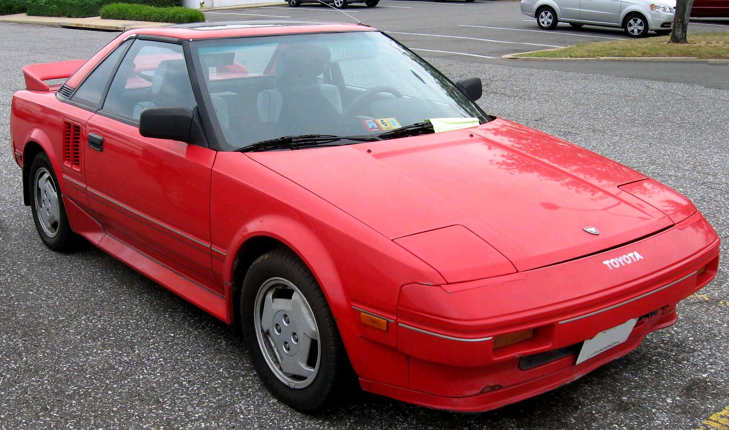 Toyota MR2 iz 1984
