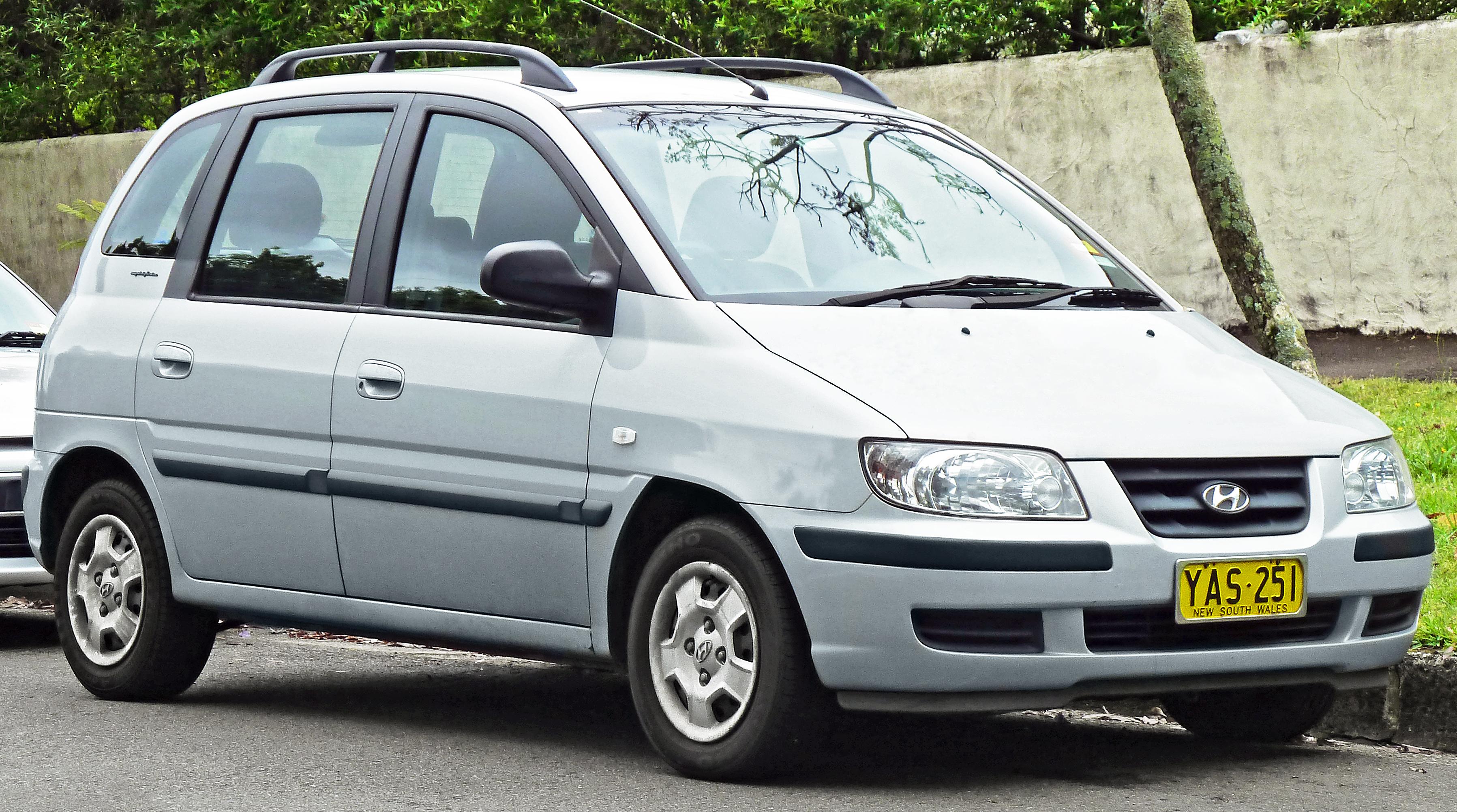 Hyundai Matrix : achat et vente de Hyundai Matrix occasion