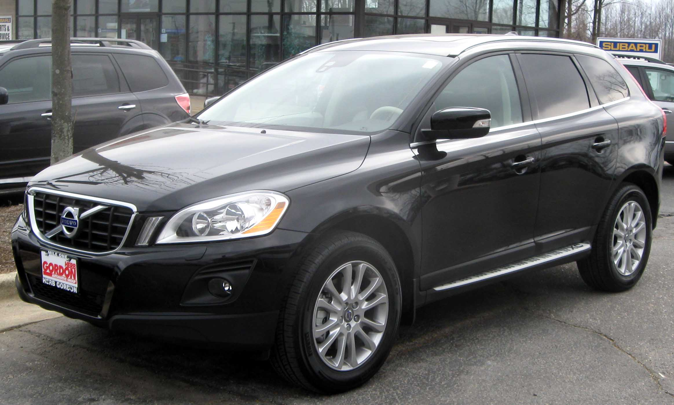 File 2010 Volvo Xc60 T6 Jpg Wikimedia Commons