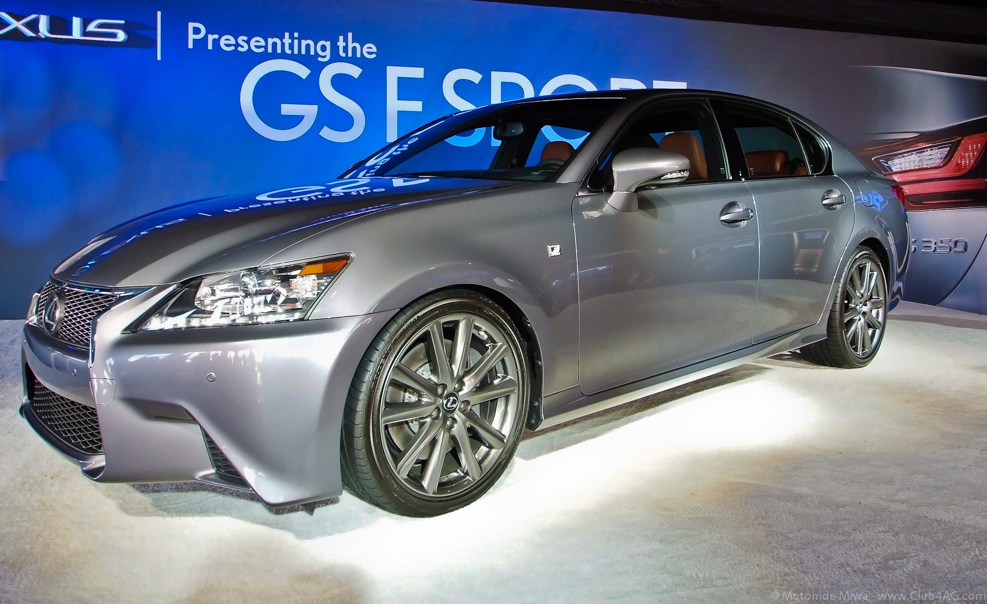 File 2013 lexus gs f sport press preview at sema flickr moto