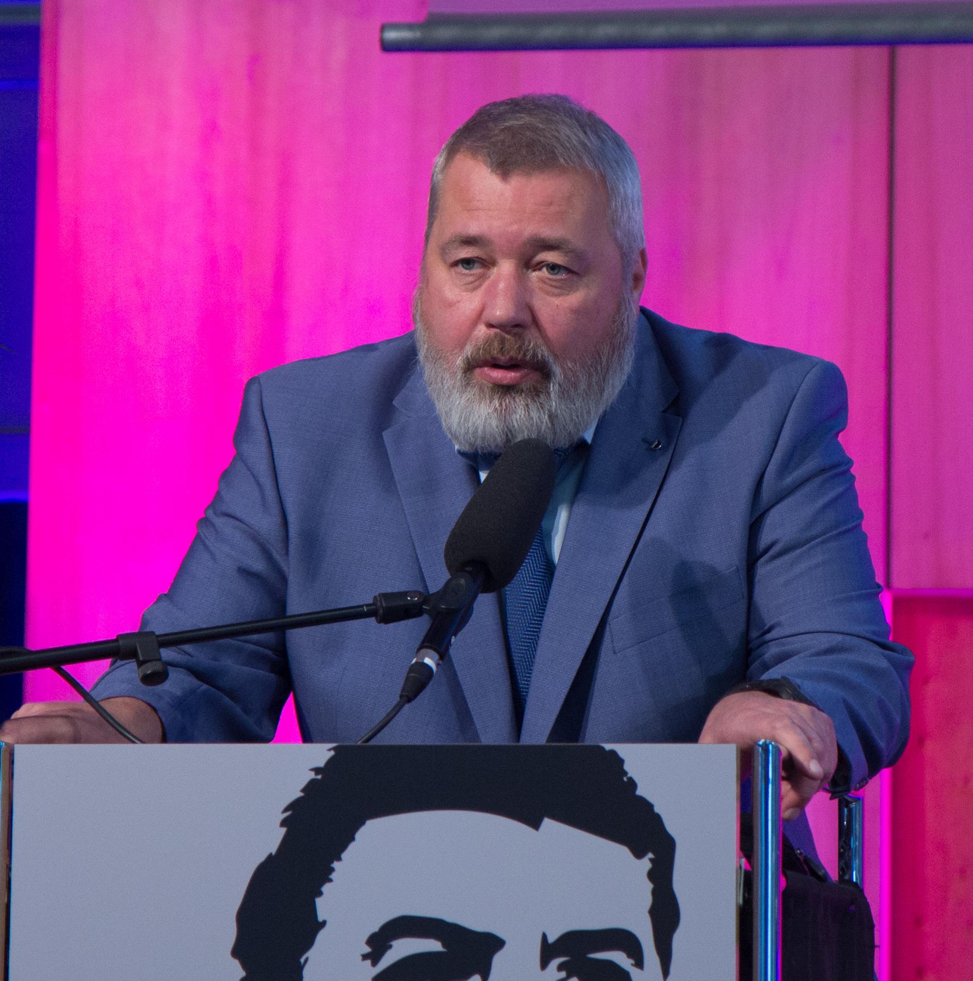Dmitry Muratov - Wikipedia
