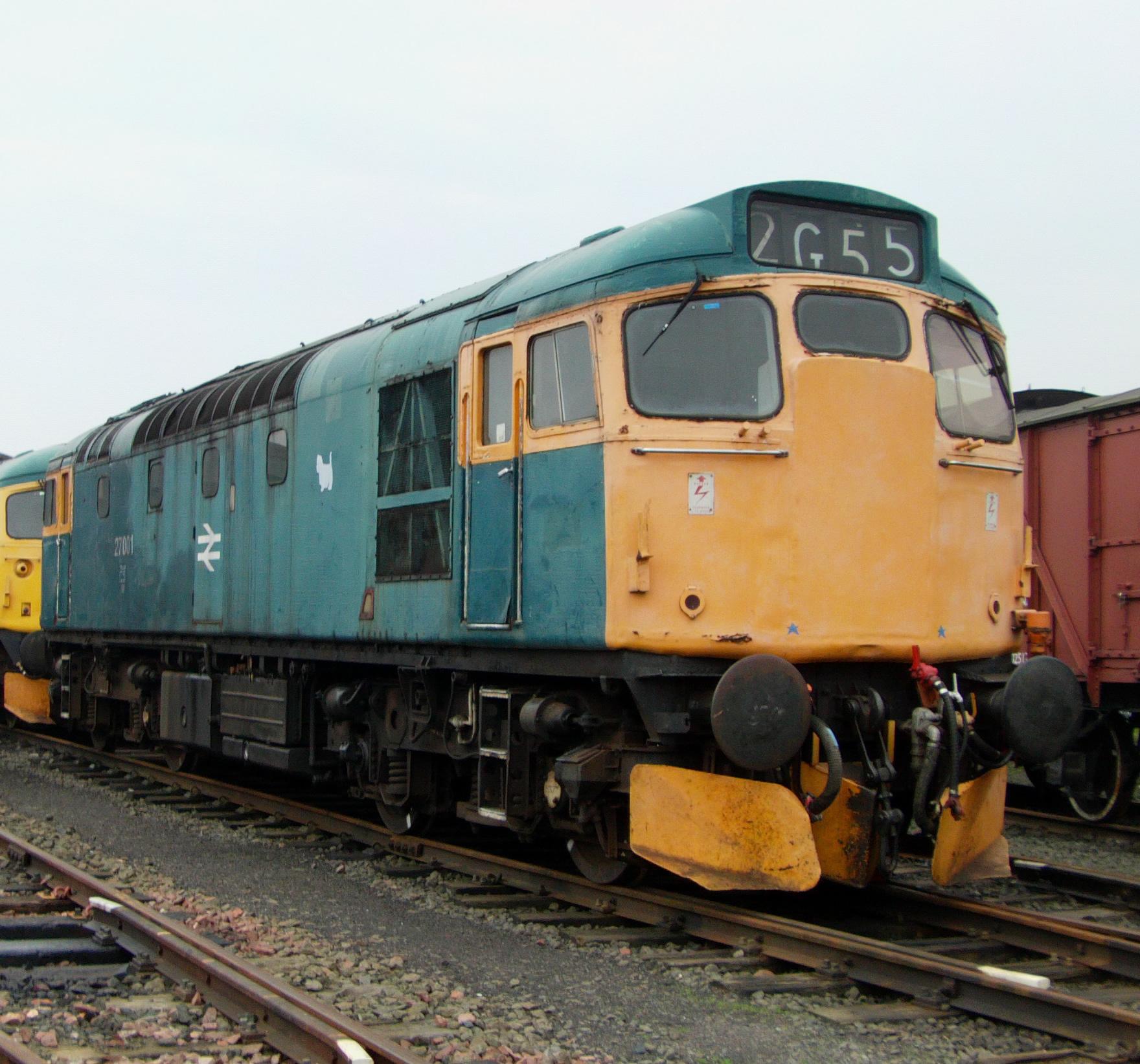 British Rail Class 27