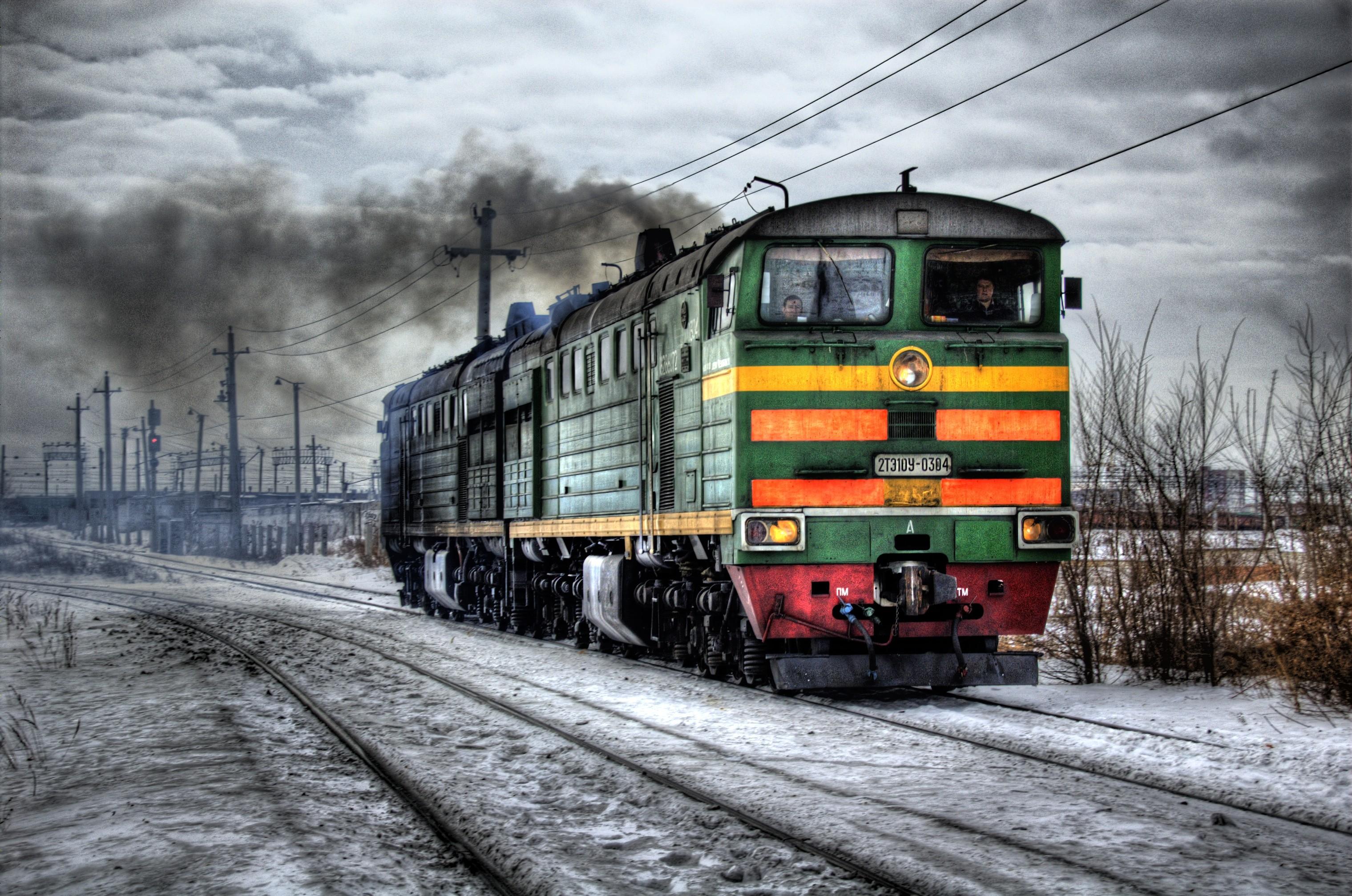 ussian210iesel-electriclocomotive