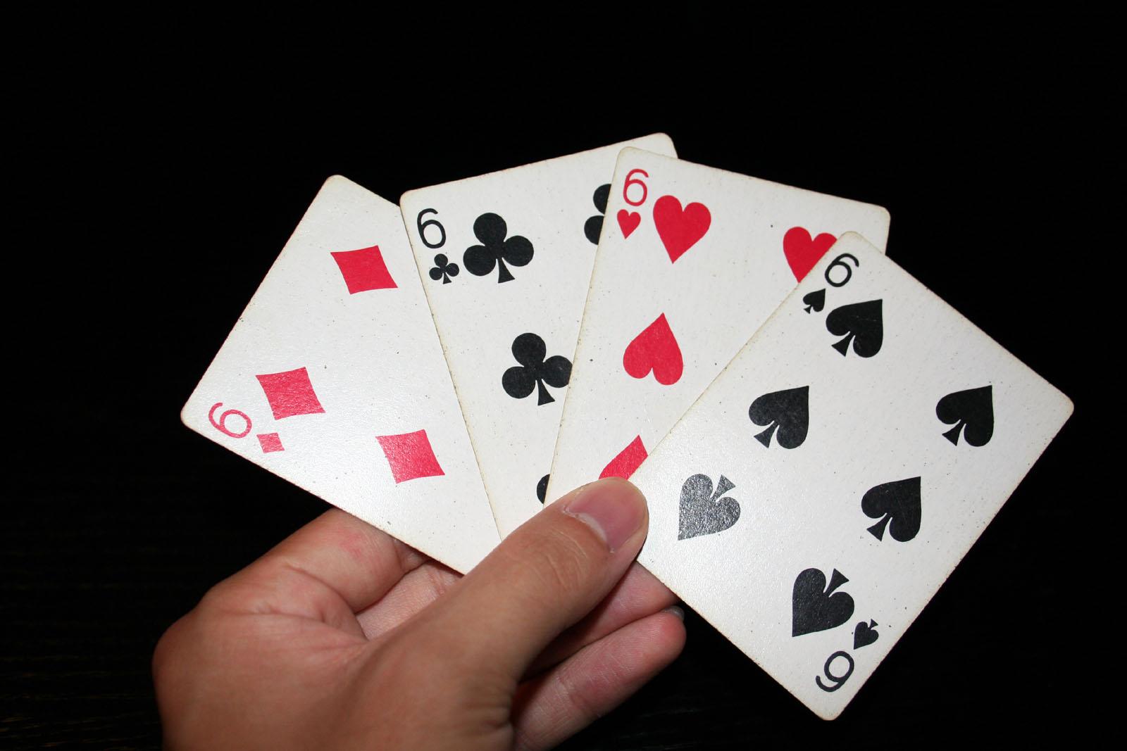 poker trick