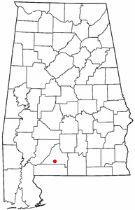 Loko di Castleberry, Alabama