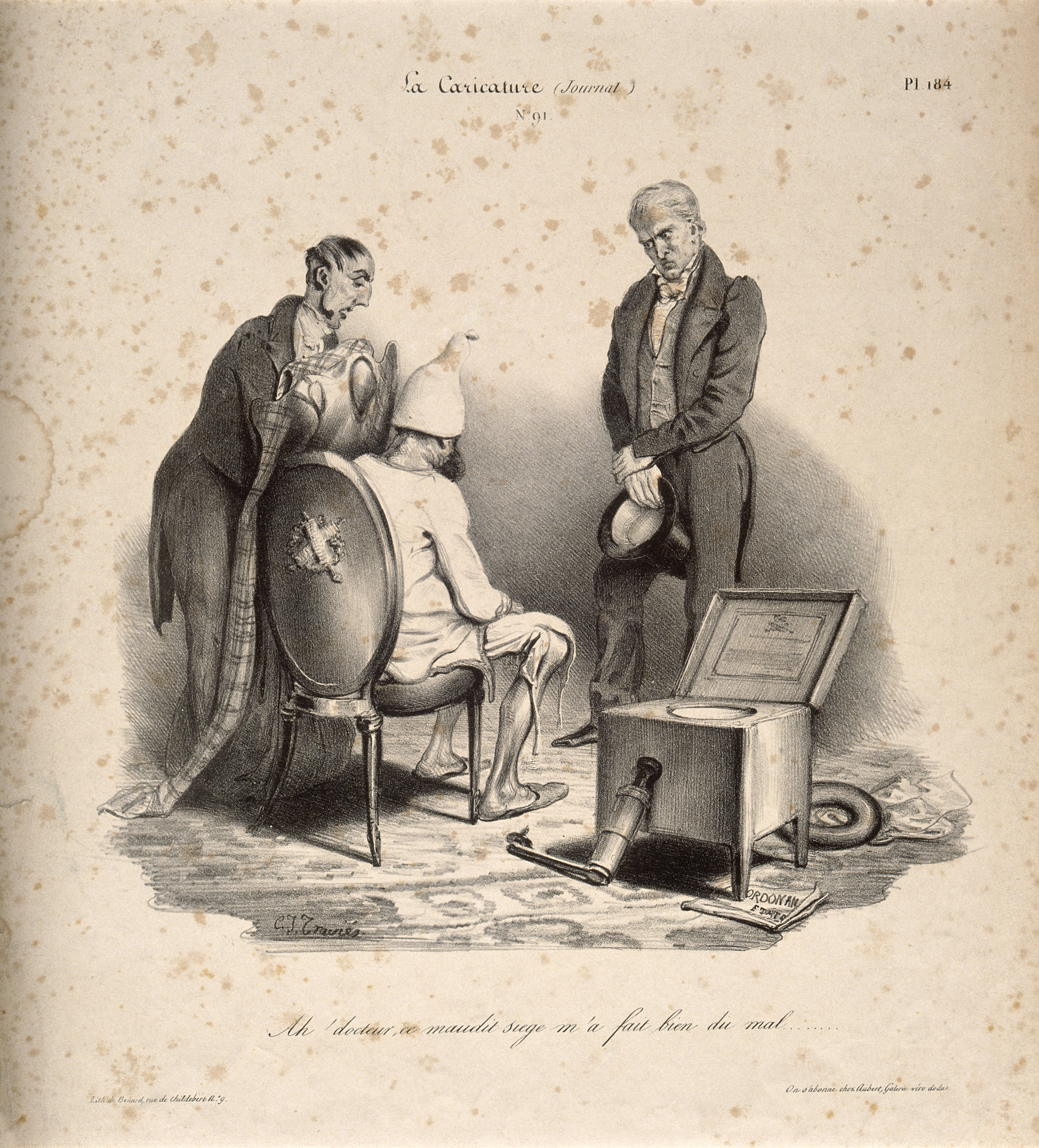 Jean Baptiste Restauration