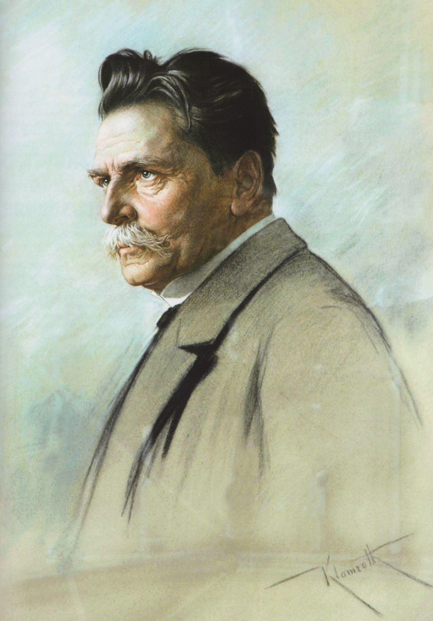 Adolf Wach in 1907