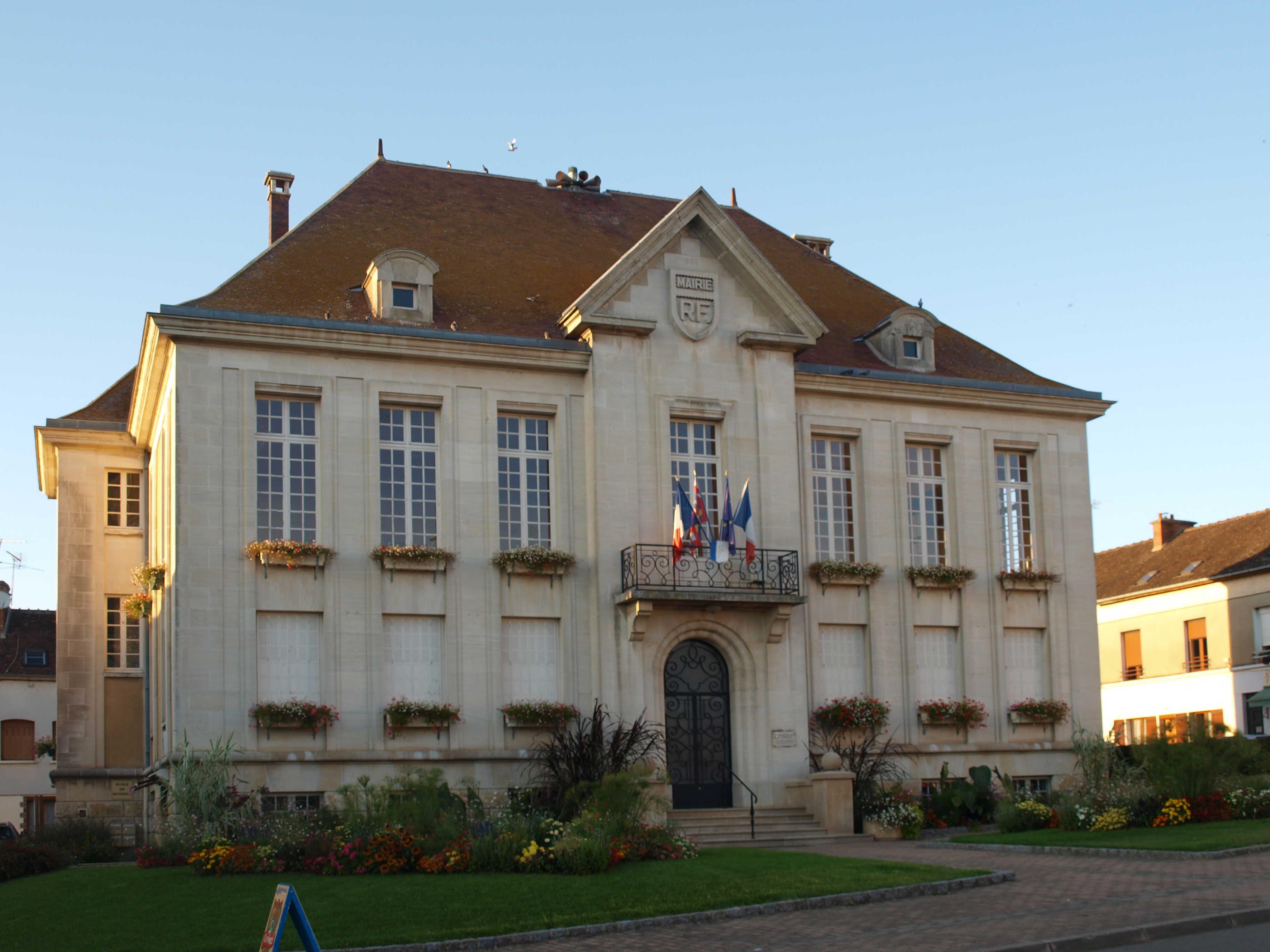 Aillant-sur-Tholon
