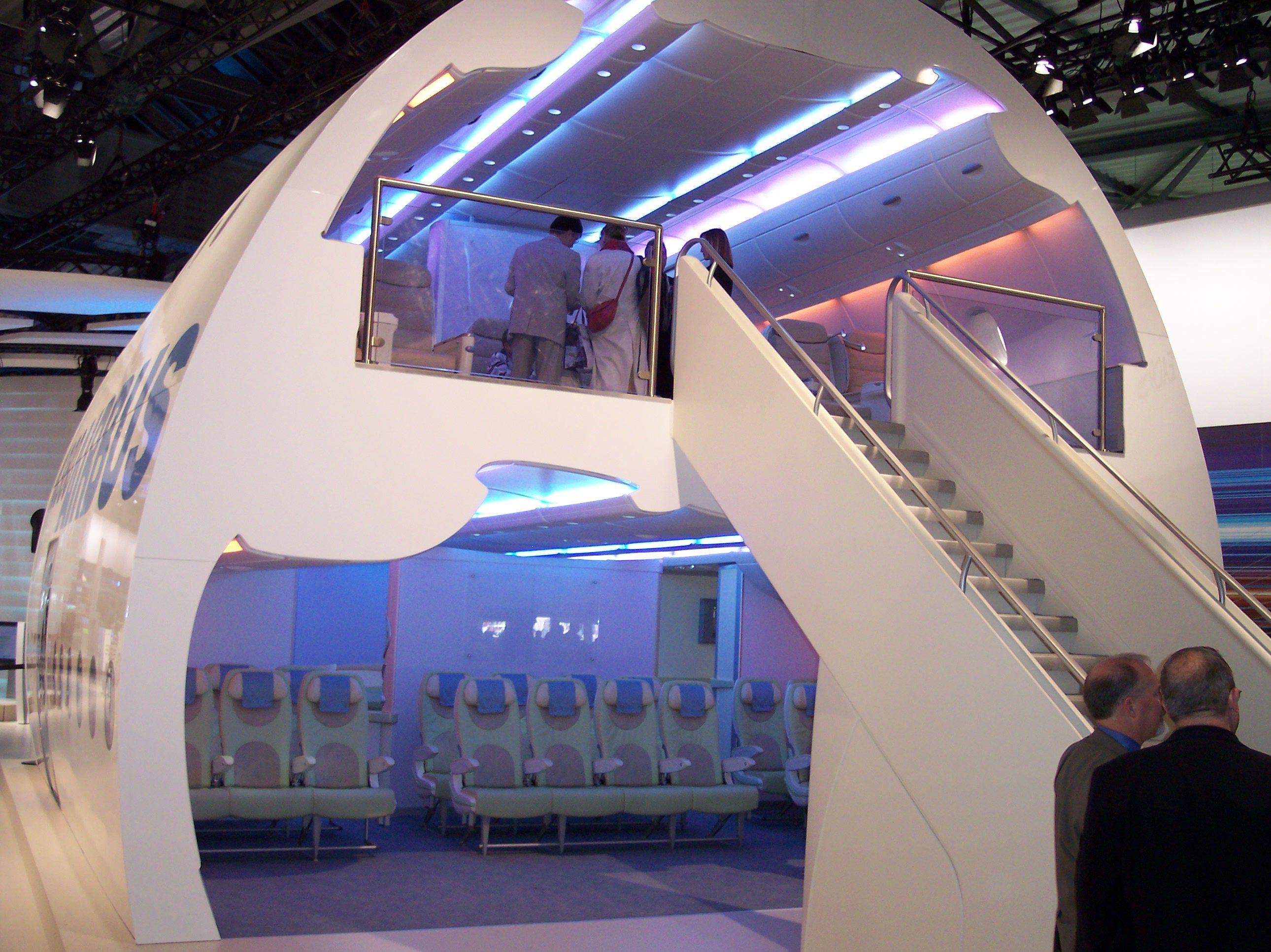 eminem a380 airbus interior - photo #13