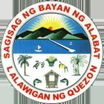 Alabat, Quezon Official Seal.png