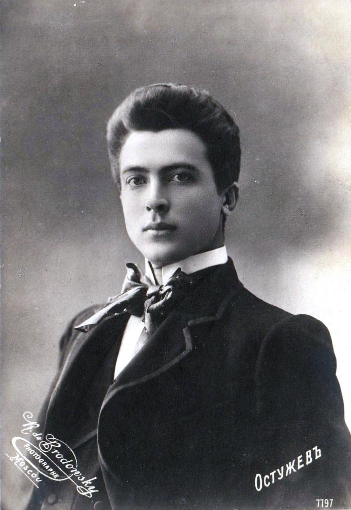 Alexander Ostuzhev - Wikipedia