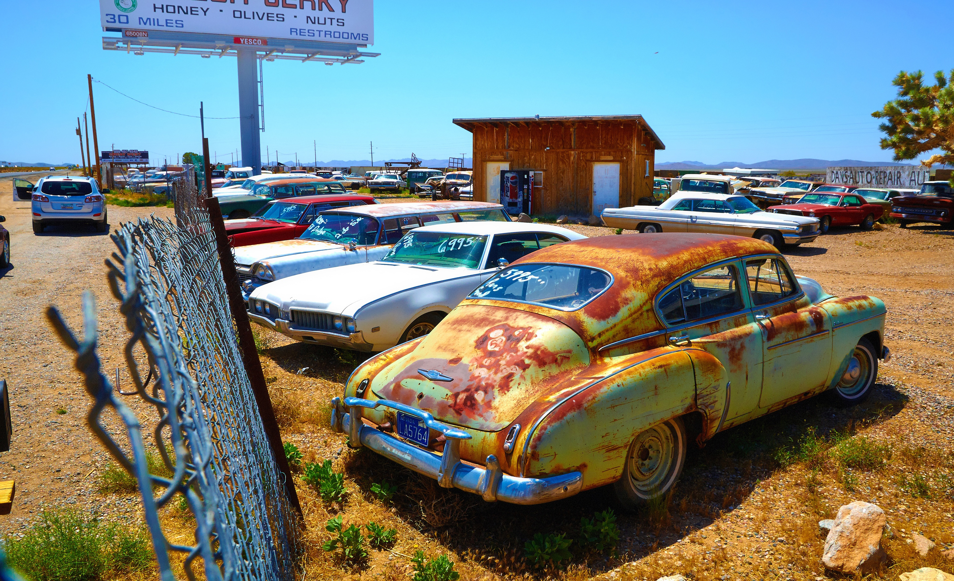 Used Car Salvage Title