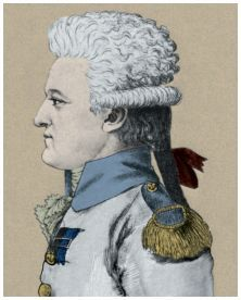 Pierre-Charles Villeneuve French naval officer during the Napoleonic Wars