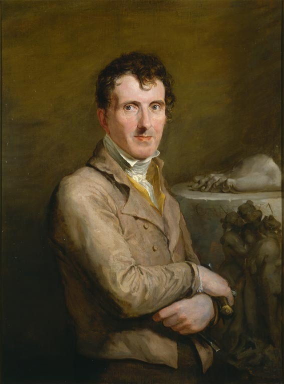 File:Antonio Canova, by George Hayter.jpg